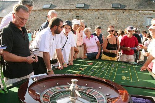 casino plein air